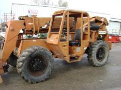 LULL 842 4WD DIESEL