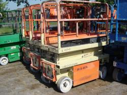 JLG 1932 Electric Compact Scissorlift
