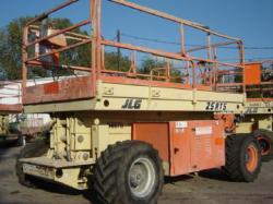 JLG 25RTS Scissor lift