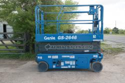 GENIE 2646 Refurbished Scissorlift