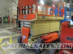 JLG 4069 electric scissor lift