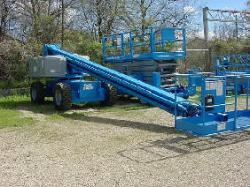 GENIE S80 S85 telescopic boom lift