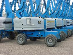GENIE S40 S45 manlifts for sale