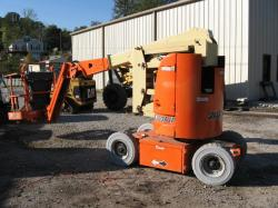 JLG E300A E300AJP electric manlift