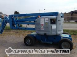 Genie Z45/25 rough terrain boomlift